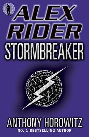 Alex Rider series by Anthony Horowitz